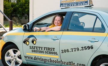 Home Page - Safety First Seattle Driving School Where Your